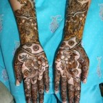Arabic Bridal Mehndi design book collection 2013 (6)