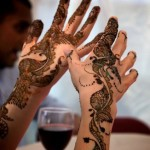 Arabic Bridal Mehndi design book collection 2013 (8)