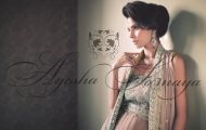 Ayesha Somaya Bridal Wear 2013-2014 For Women (3)