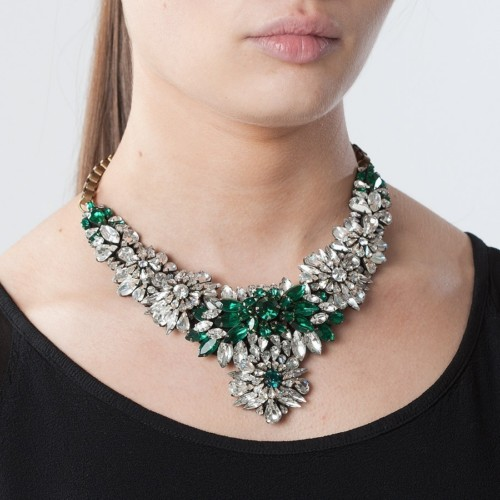 Beautiful Necklace Design 2013 - 2014 For Brides 10