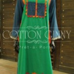 Cotton Ginny Midsummer Dress Collection 2013 For Girls (2)