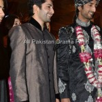 Famous Fashion Model ZAHID TAIMOOR wedding waleema pictures (3)