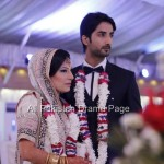 Famous Fashion Model ZAHID TAIMOOR wedding waleema pictures (5)