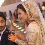 Famous Fashion Model ZAHID TAIMOOR wedding waleema pictures (10)