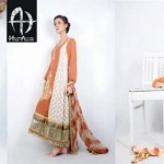 Hina Aamir Party Dresses 2013 For Ladies (6)