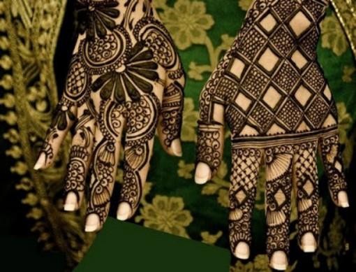 Latest Arabic Hand Mehandi Designs 2013- 2014 For Girls002
