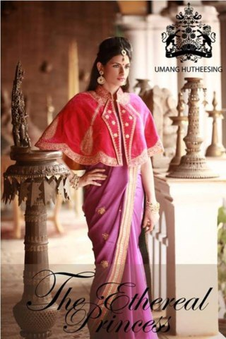 Umang Hutheesing Design Collection bridal wear collection 2013 (5)