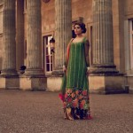 Zehra Saleem Semi-Formal Wear Dresses Collection 2013 for women and girls (5)