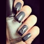 Beautiful Stylish Painted Nail Art Design Collection 2013-14 (10)