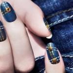 Beautiful Stylish Painted Nail Art Design Collection 2013-14 (6)