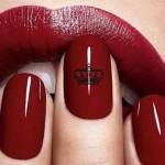 Beautiful Stylish Painted Nail Art Design Collection 2013-14 (8)