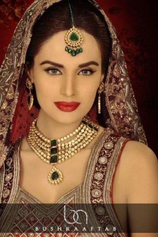 Bridal Jewellery Designs For Women In Pakistan (6)