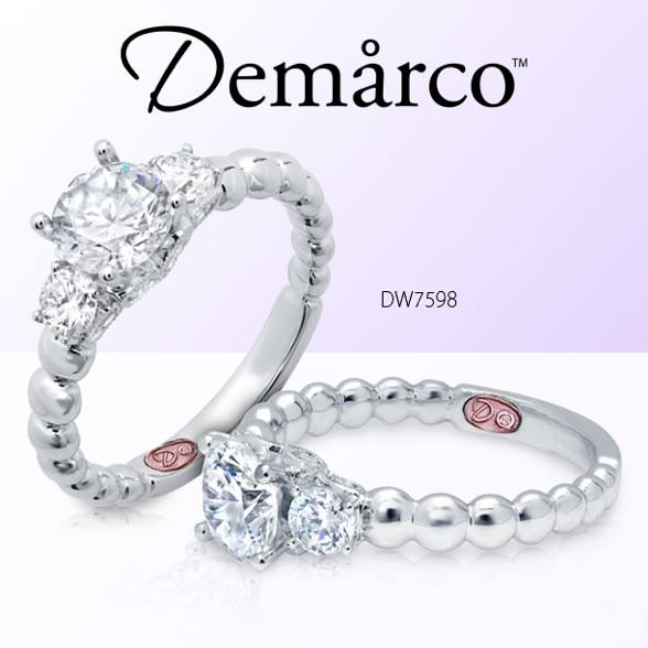 Demarco Latest Bridal Jewelry Rings Collection (5)