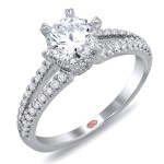 Demarco Latest Bridal Jewelry Rings Collection (8)