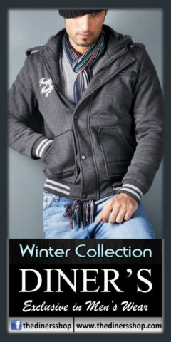 Diner's Men Winter Collection 2013-2014 (3)