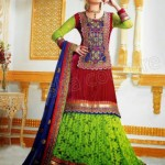 Diwali Dresses Collection For Indian Girls By Natasha Couture (1)