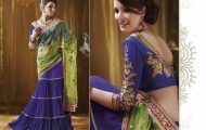 Diwali Special Latest Dresses by Saheli Couture (12)