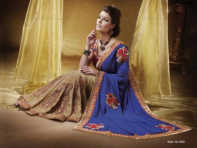 Diwali Special Latest Dresses by Saheli Couture (5)