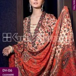 Gul Ahmed Khaddar Collection 2013-14 for Ladies (2)