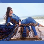 Ittehad Textiles Khaddar Dresses 2013 for Girls