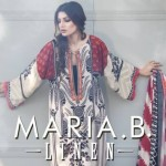 Maria B Latest Linen Winter Dress Collection 2013 (4)