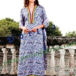 Portia Five Star Latest Linen Collection 2013 (8)