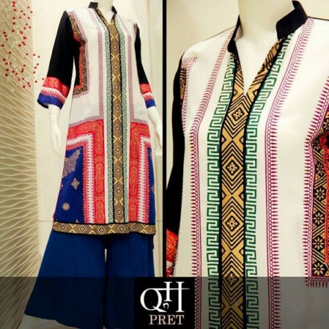 QnH 2013 Autumn Winter Dresses 2013 for Women (10)
