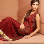 Shariq Textiles Young girls Egyptian Cotton Wear Collection (1)