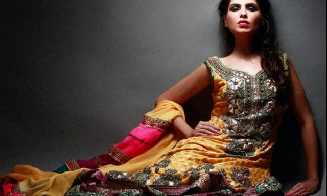 Ahmad Bilal Latest Bridal Collection