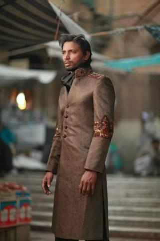 Arsalan Iqbal Men's Sherwani Collection 2013-14 (2)