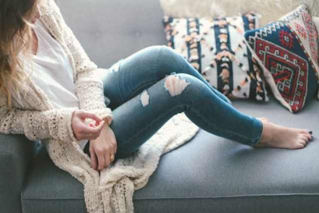 Girls Super Skinny Ankle Jeans Sydney Fashion