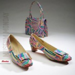 Bata Stylish Winter Handbags and Elegance Shoes Collection