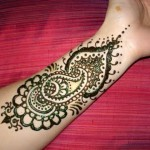 Bridal Henna Mehndi Tattoos Designs 2013-2014