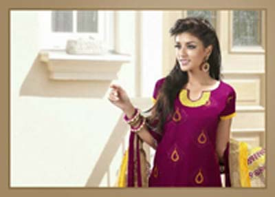 Bismi Boutique New Collecton Printed Dresses Collection 2013-14 (4)