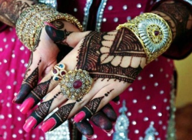 Bridal Mehndi Designs Collection 2018-2019 For Women