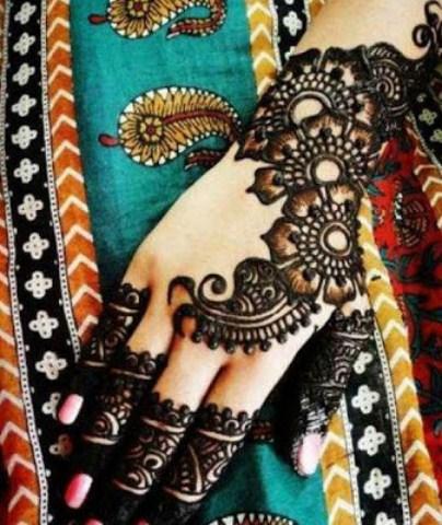 Latest Bridal Mehndi Designs 2019 For Women Fashionspk