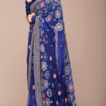 Classic Embroidered Women Winter Collection 2013-2014 by Bareeze