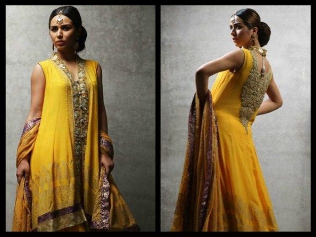 Deepak Perwani Bridal Dresses for Women Collection 2013-2014