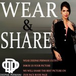 Formal Wear Dresses For Women by Deepak Perwani