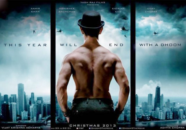 Dhoom 3 Pictures images and movie trailer (1)