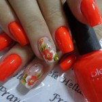Female Nails Designs Christmas and New Year