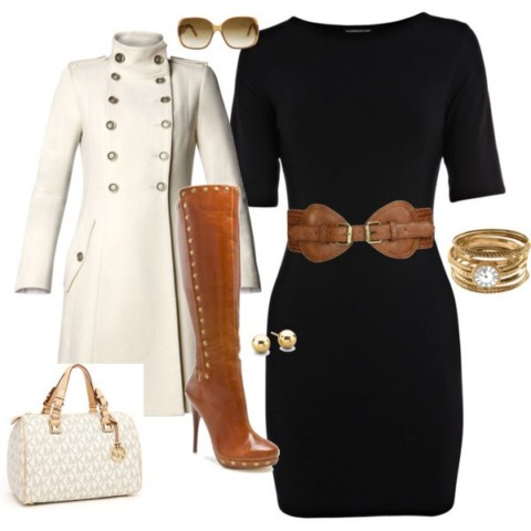 Voguish Polyvore Winter Accessories