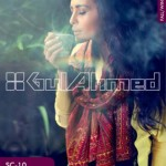 Gul Ahmed Pashmina Scarves Dresses 2013-2014 for Ladies (6)
