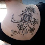 Henna Mehndi Tattoos Designs 2013