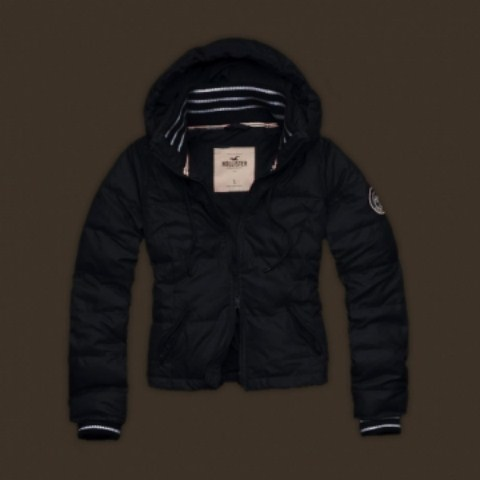 Hollister Womens Down Jackets Sales blackfriday