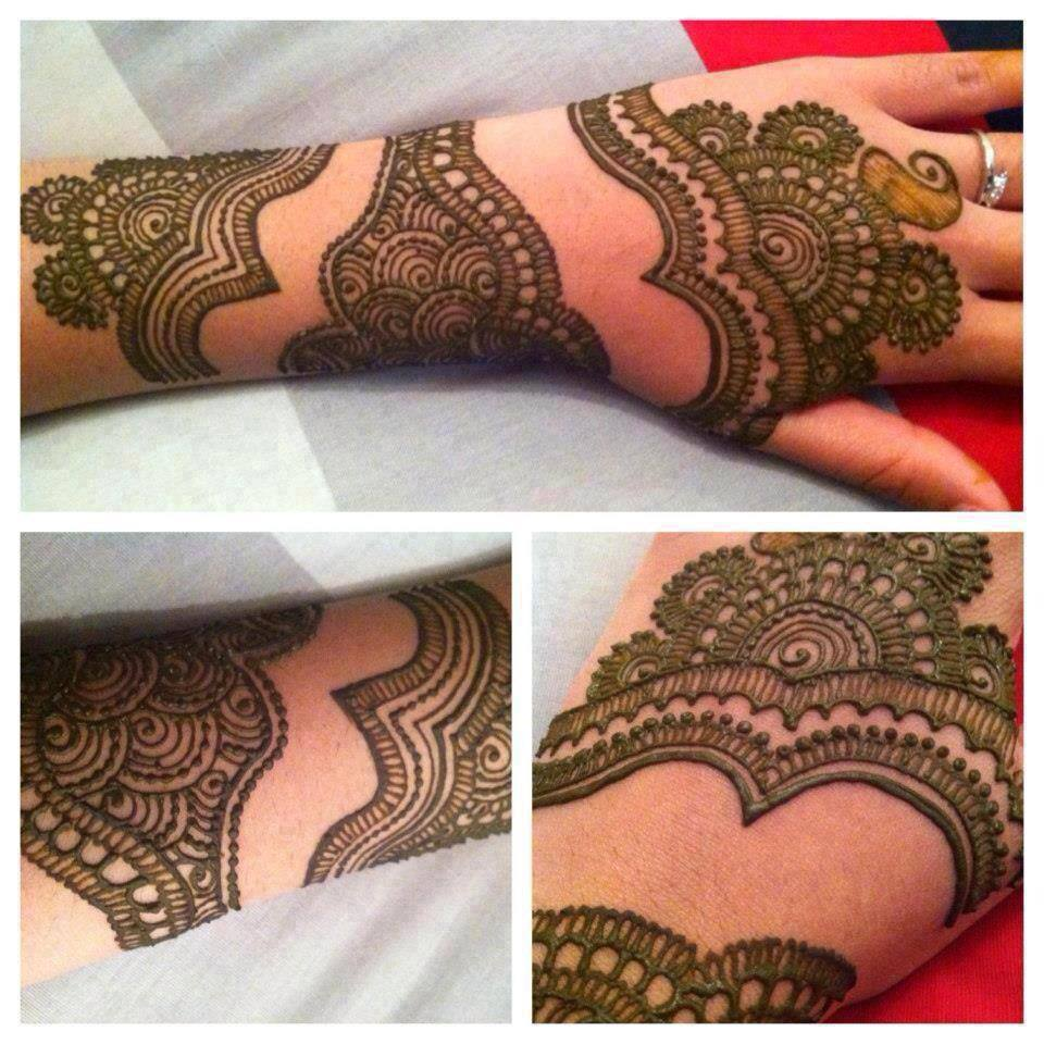 Best Mehndi Hina Designs 2013 For Pakistani And Indian