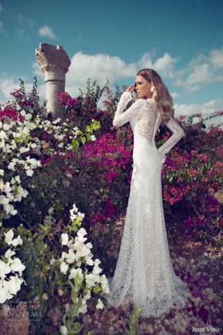 Julie Vino Wedding Dresses Collection 2014 (2)