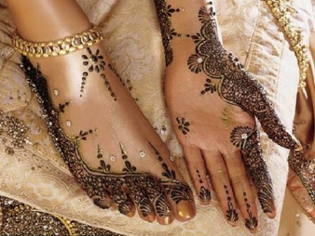 Latest Bridal Mehndi Designs Book 2018-2019 For Women
