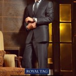 Latest Winter Suits 2014 For Men By Royal Tag (2)
