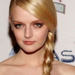 Latet Winter Party Hairstyle For Women (1)